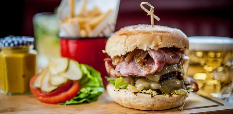 Burger blog post