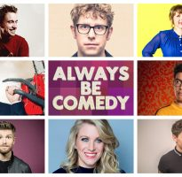 Watch the biggest names in comedy at The Tommyfield