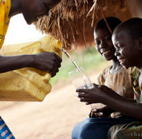 Bring clean water to Ethiopia for £1